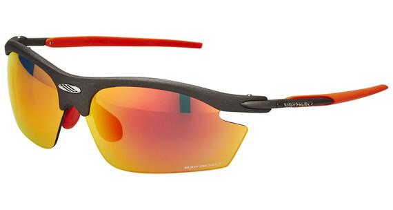 Rudy Project Rydon Glasses Graphite Multicolor/Multilaser Orange